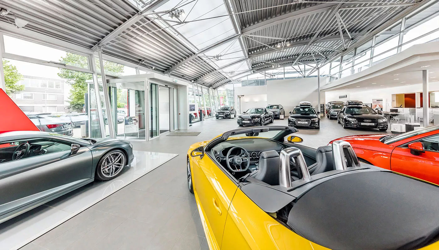 vw audi skoda land rover volvo ferrari im autohaus moll. Black Bedroom Furniture Sets. Home Design Ideas